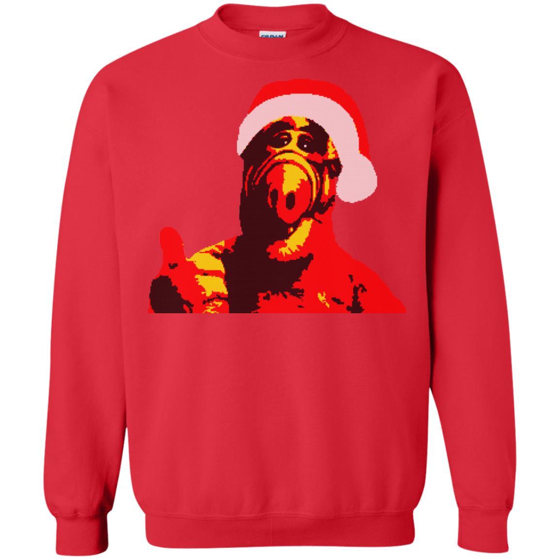 image 1031 - ALF Christmas Sweater, Hoodie, Long Sleeve
