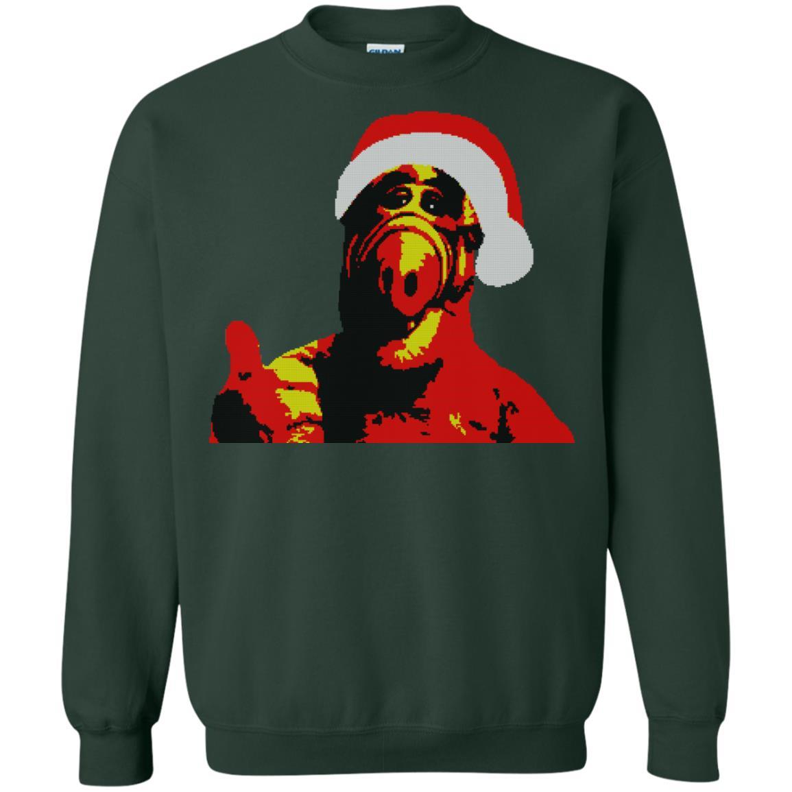 image 1032 - ALF Christmas Sweater, Hoodie, Long Sleeve