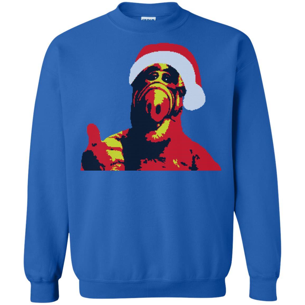 image 1033 - ALF Christmas Sweater, Hoodie, Long Sleeve