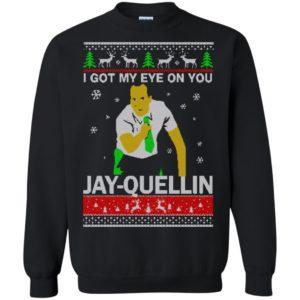 image 1041 300x300 - Key & Peele: I Got My Eye On You Jay-Quellin Christmas Sweater