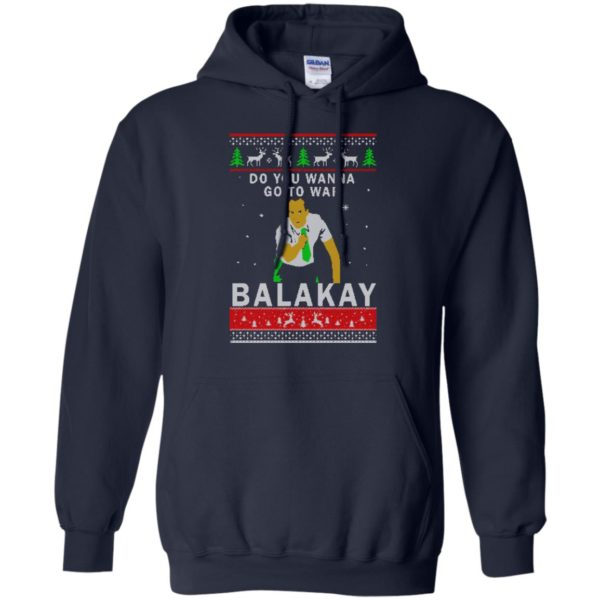 image 1063 600x600 - Key & Peele: Do You Wanna Go To War Balakay Christmas Sweater, Shirt