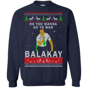 image 1066 300x300 - Key & Peele: Do You Wanna Go To War Balakay Christmas Sweater, Shirt