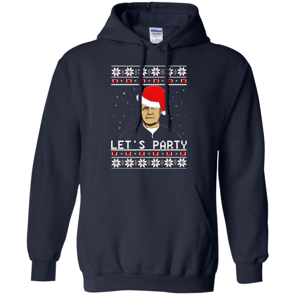 image 130 - Belichick Let's Party ugly sweater, hoodie, long sleeve