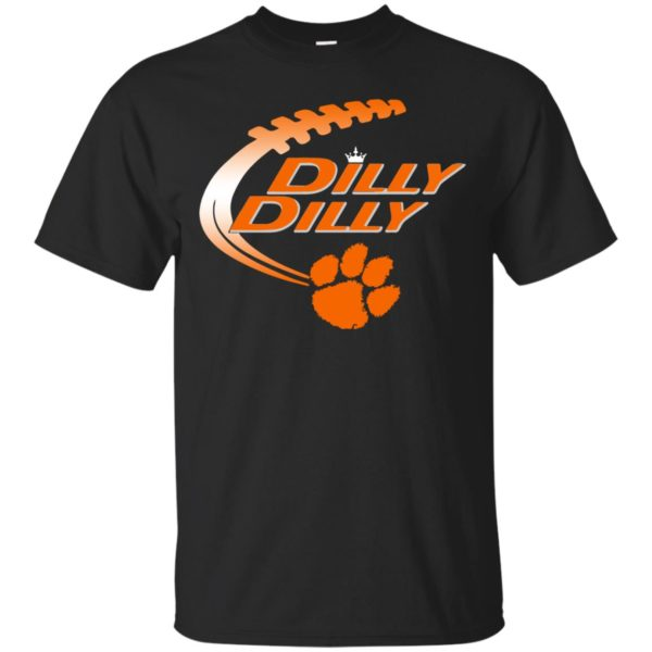 image 1454 600x600 - Dilly Dilly Clemson Tigers shirt & sweatshirt