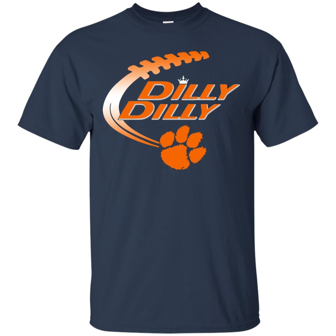 image 1455 - Dilly Dilly Clemson Tigers shirt & sweatshirt