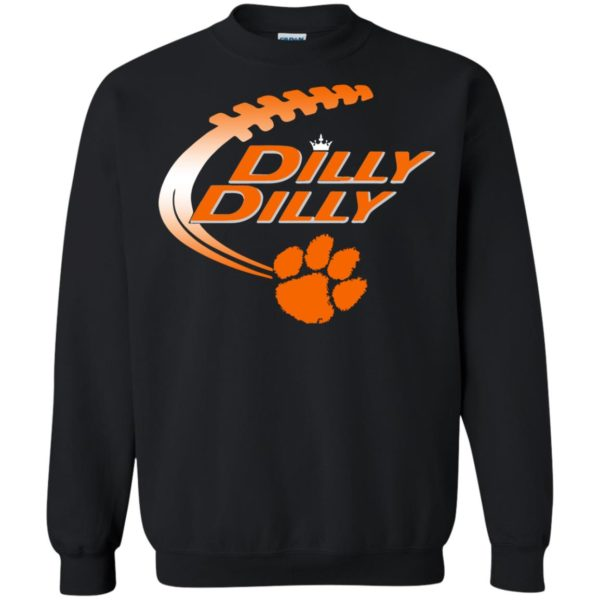image 1458 600x600 - Dilly Dilly Clemson Tigers shirt & sweatshirt