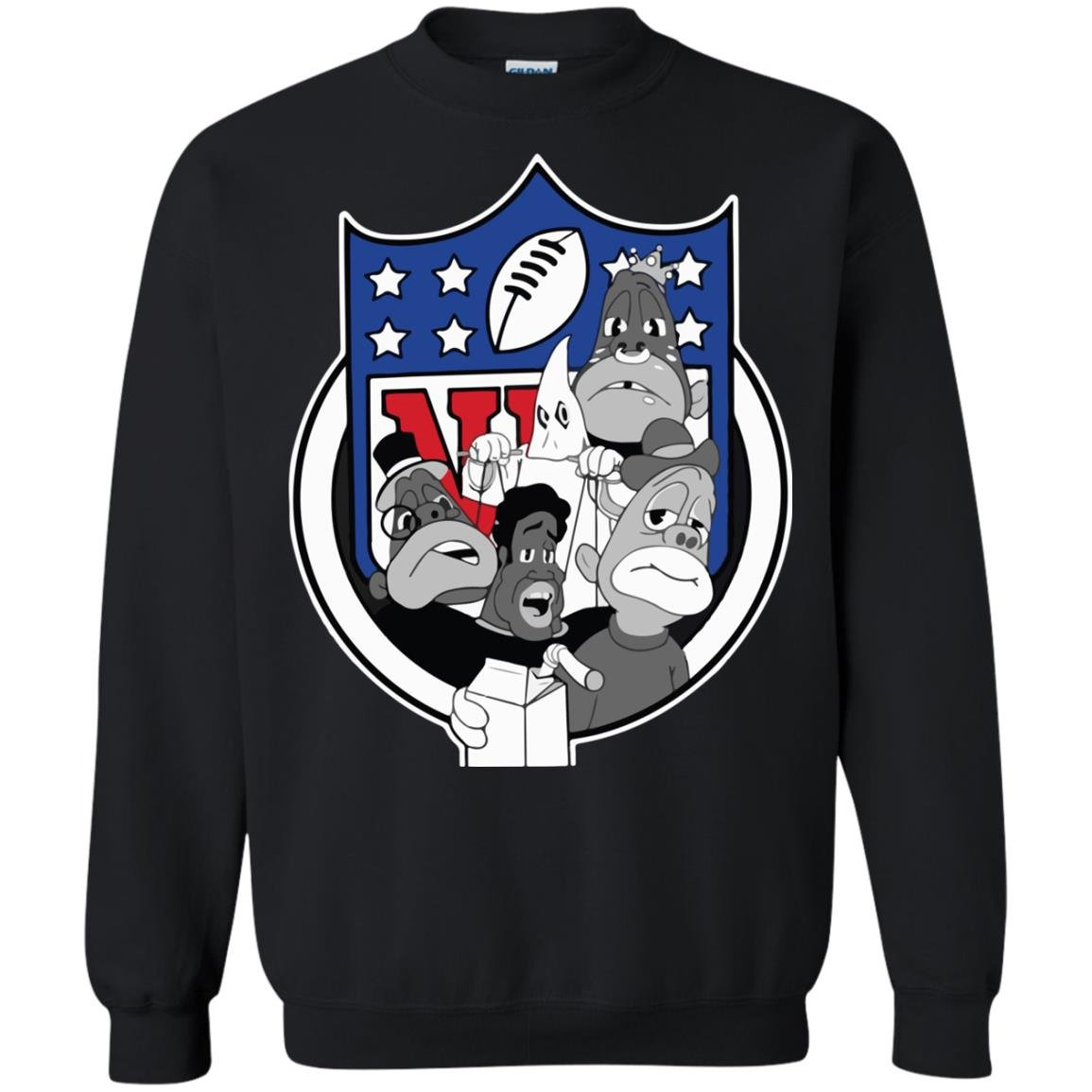 image 1492 - Snoop Dog The Story of O.J NFL shirt & sweatshirt