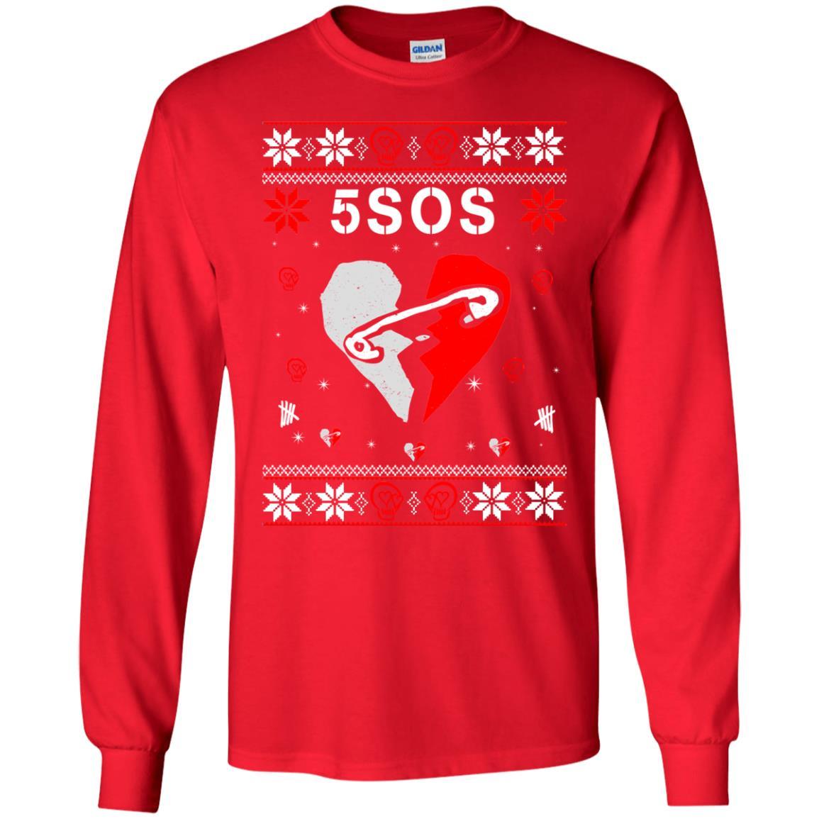 image 151 - 5SOS Christmas Sweater, Ugly Sweatshirts