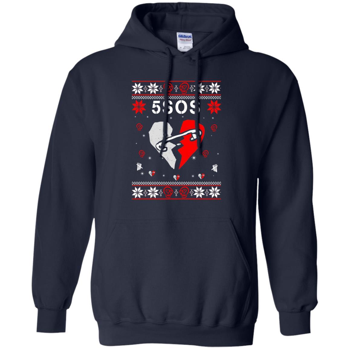 image 154 - 5SOS Christmas Sweater, Ugly Sweatshirts