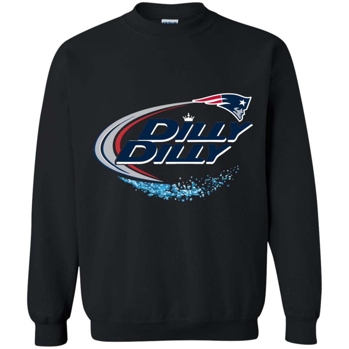 image 1561 - New England Patriots Dilly Dilly  shirt, sweatshirt, hoodie