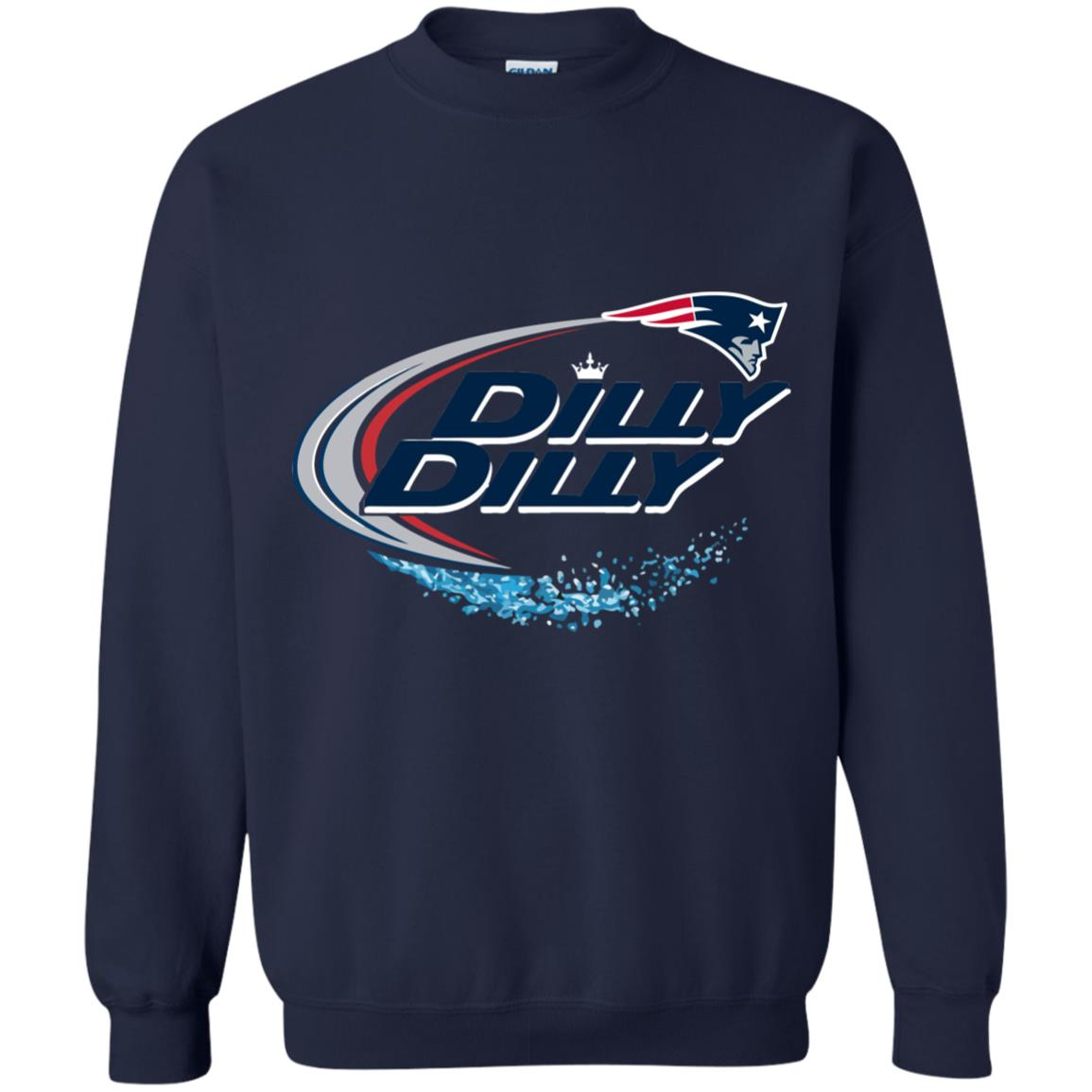image 1562 - New England Patriots Dilly Dilly  shirt, sweatshirt, hoodie