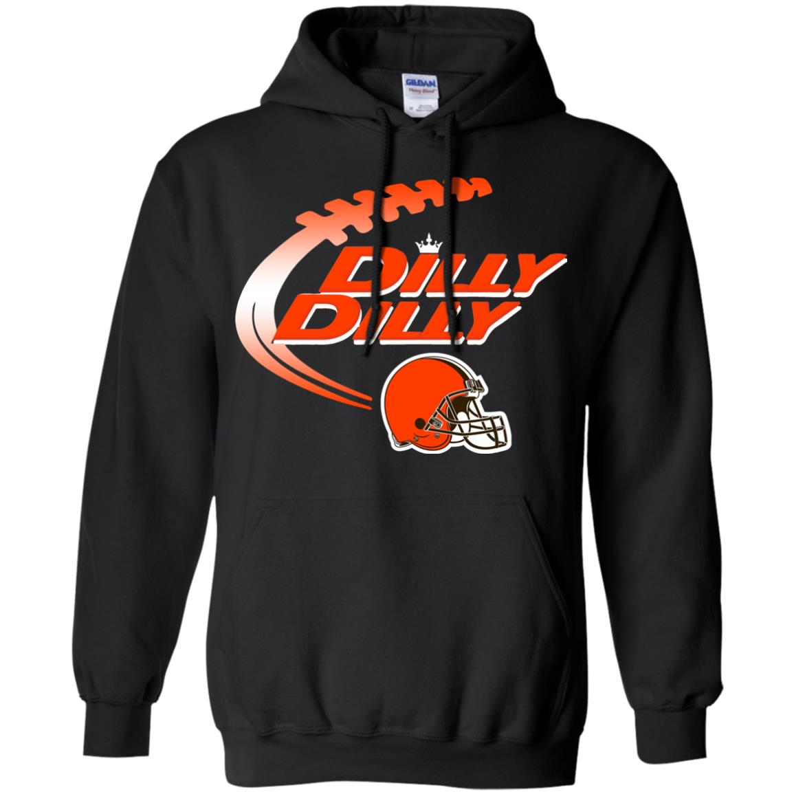 image 1594 - Dilly Dilly Cleveland Browns shirt, sweatshirt