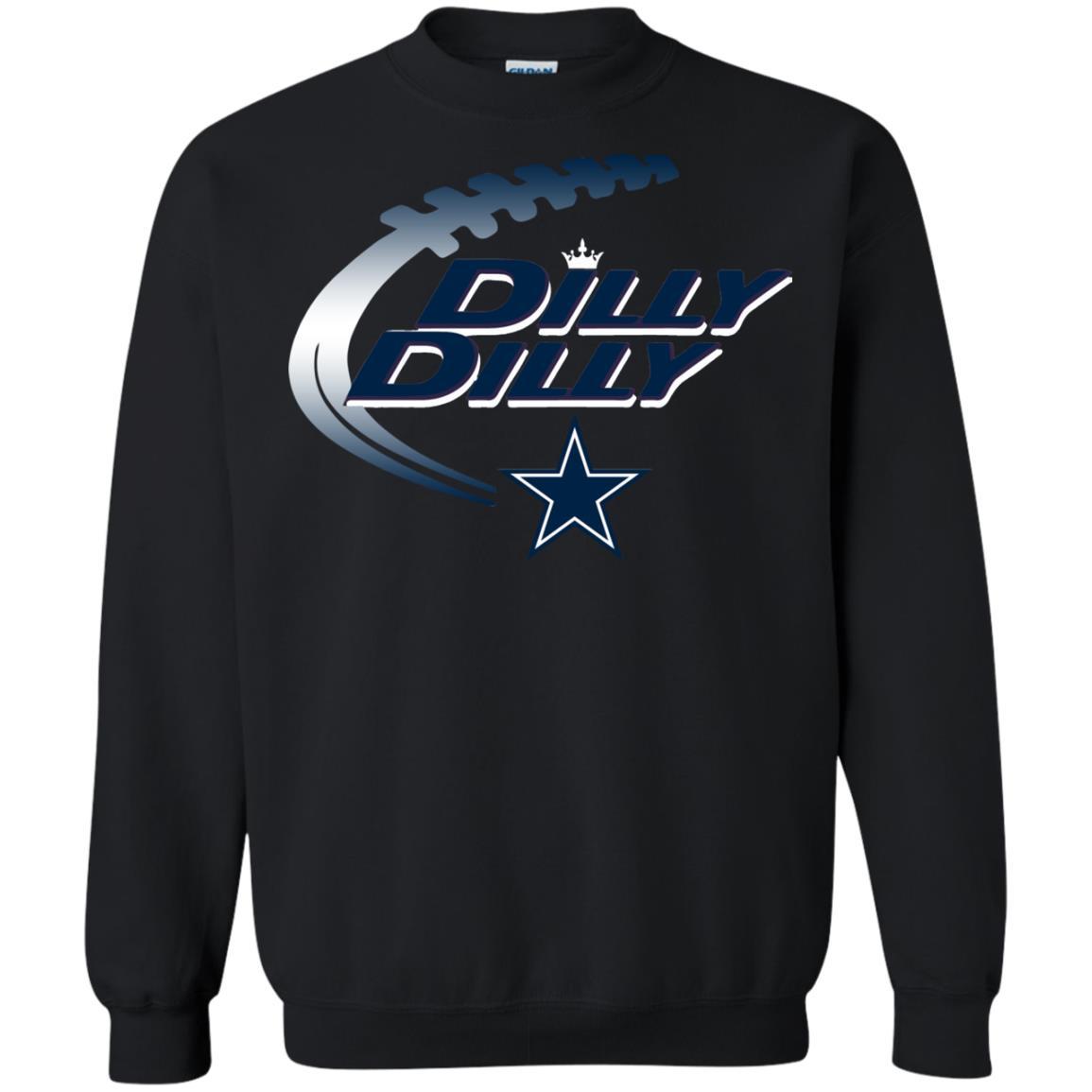 image 1680 - Dilly Dilly Dallas Cowboys Shirt & Sweatshirts