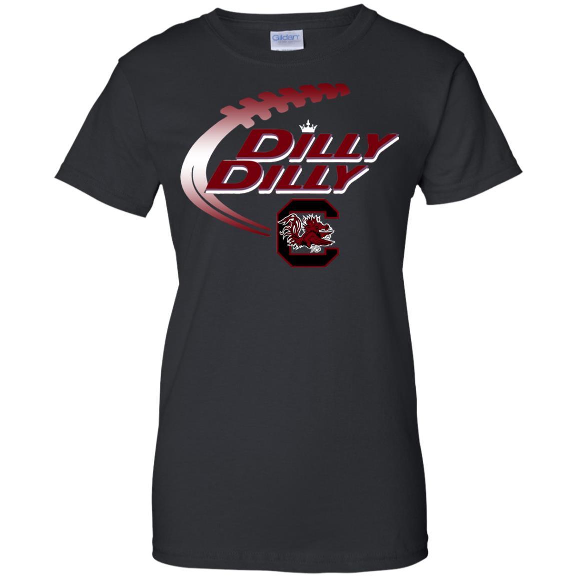 image 1703 - Dilly Dilly South Carolina Gamecocks shirt & sweatshirt