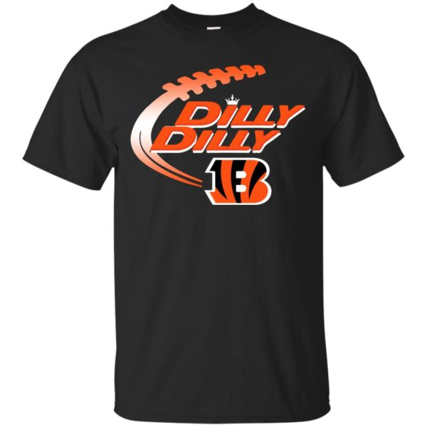 image 1860 600x600 - Dilly Dilly Cincinnati Bengals Shirt, Hoodie, Long Sleeve
