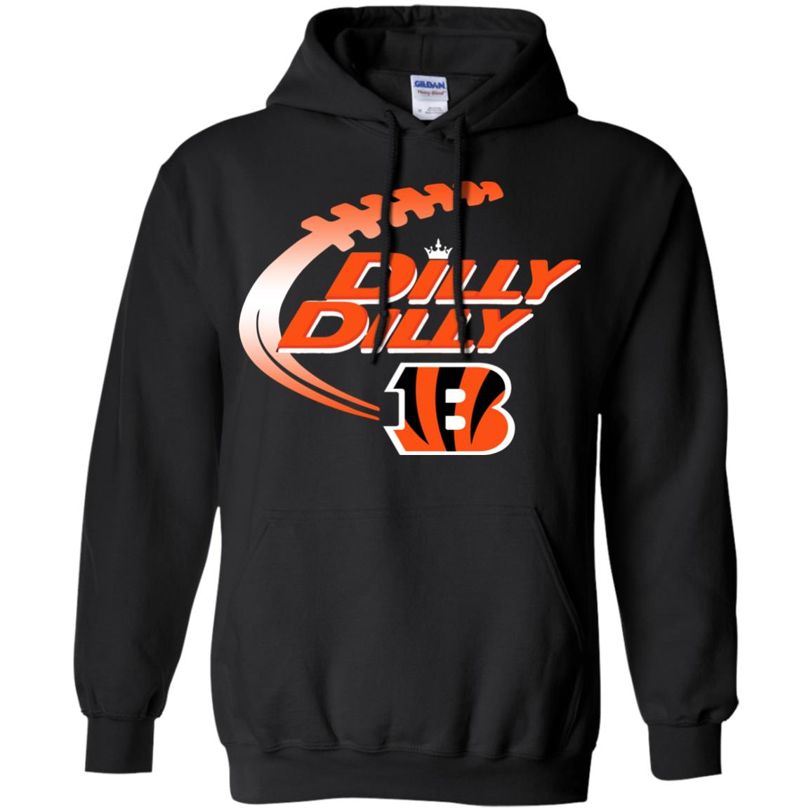 image 1862 - Dilly Dilly Cincinnati Bengals Shirt, Hoodie, Long Sleeve