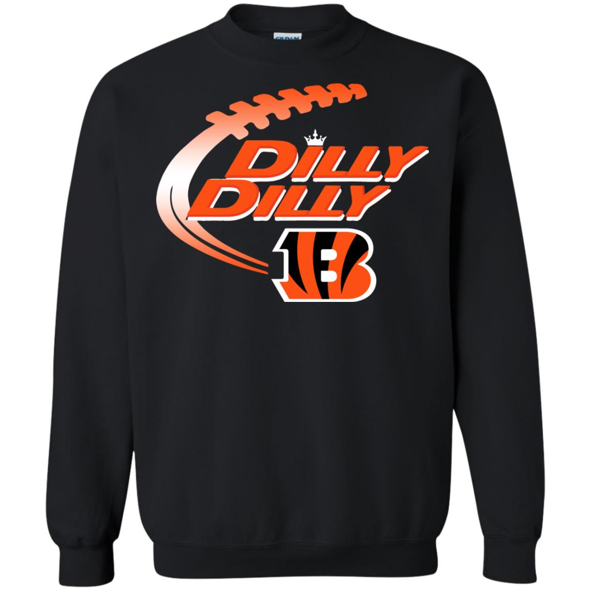 image 1864 - Dilly Dilly Cincinnati Bengals Shirt, Hoodie, Long Sleeve