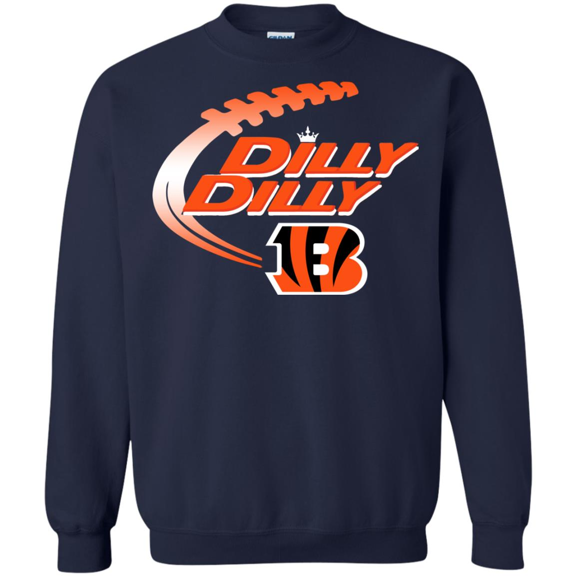 image 1865 - Dilly Dilly Cincinnati Bengals Shirt, Hoodie, Long Sleeve