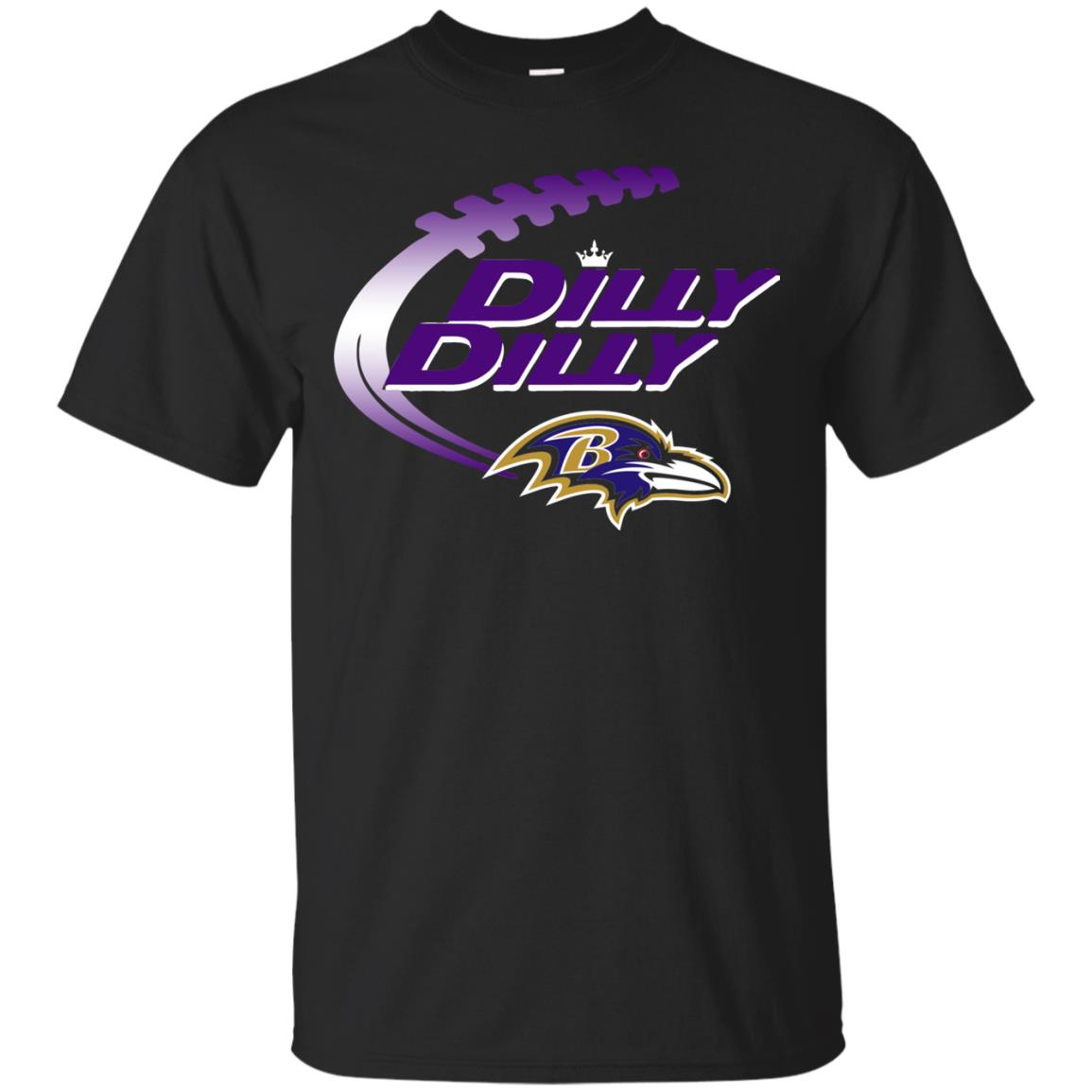 image 1874 - Dilly Dilly Baltimore Ravens Shirt, Hoodie, Long Sleeve