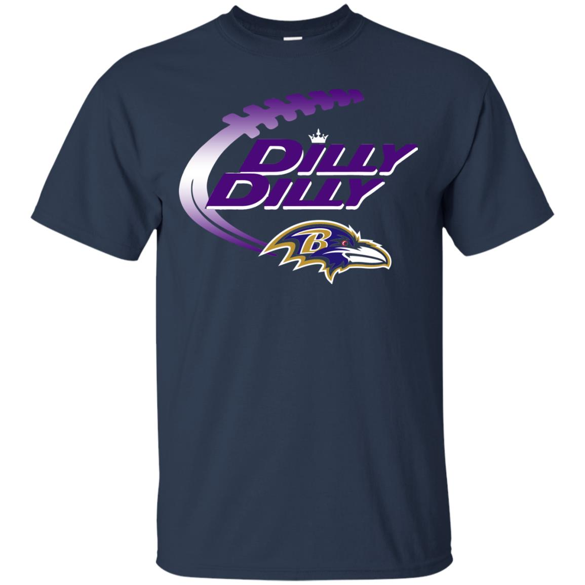 image 1875 - Dilly Dilly Baltimore Ravens Shirt, Hoodie, Long Sleeve