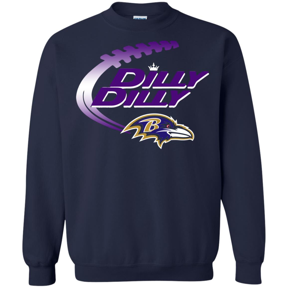 image 1879 - Dilly Dilly Baltimore Ravens Shirt, Hoodie, Long Sleeve