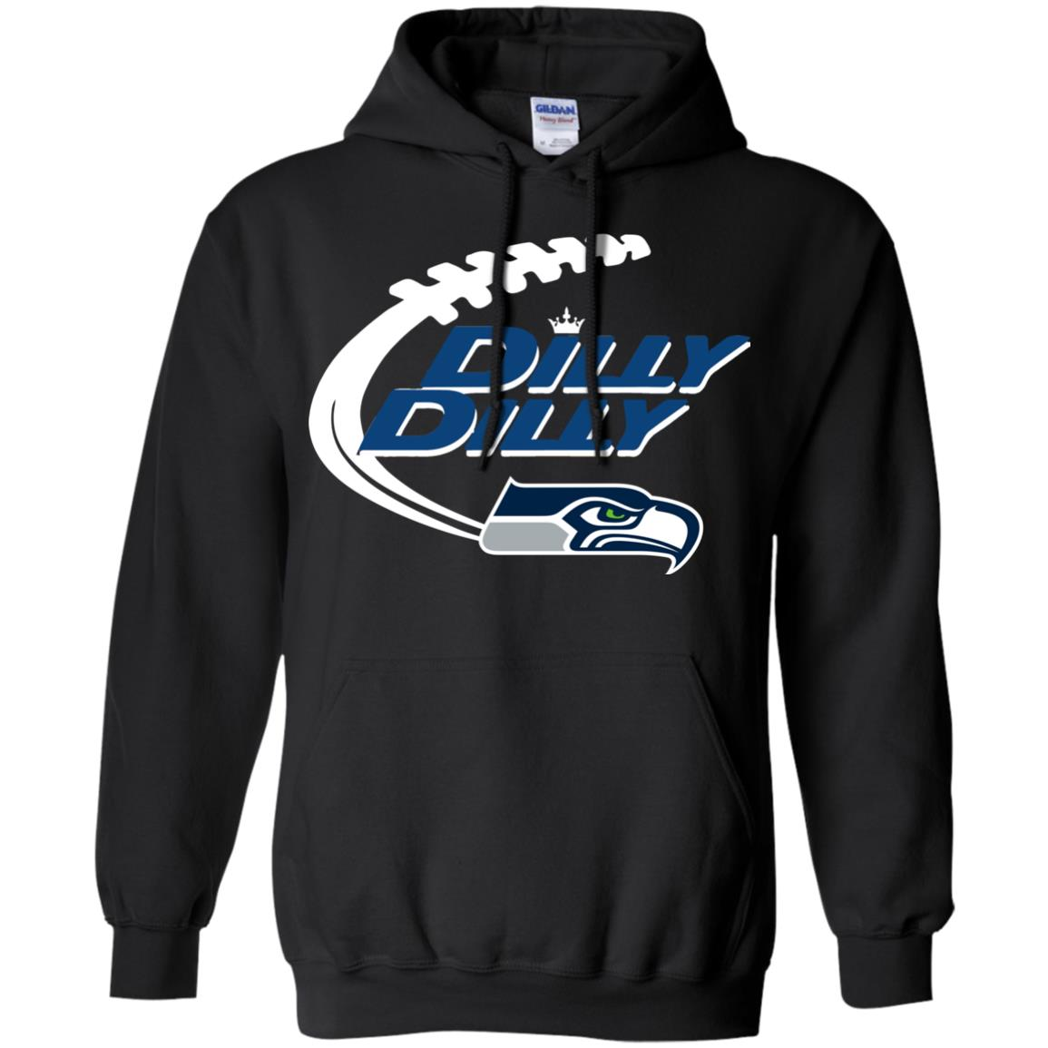 image 1897 - Dilly Dilly Seattle Seahawks Shirt