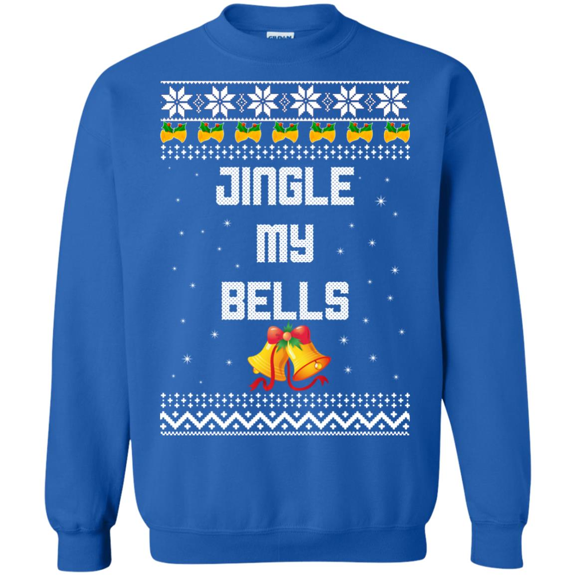 image 195 - Jingle My Bells Christmas Sweater, Hoodie, Long Sleeve