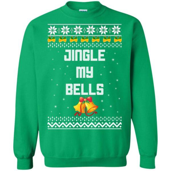 image 196 600x600 - Jingle My Bells Christmas Sweater, Hoodie, Long Sleeve