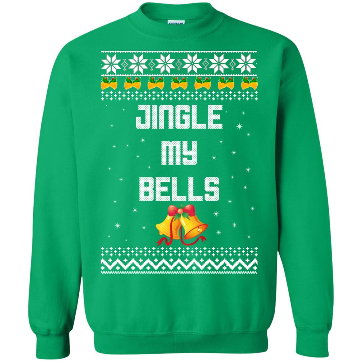 image 196 - Jingle My Bells Christmas Sweater, Hoodie, Long Sleeve