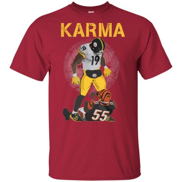 image 2104 600x600 - Steelers Karma Youth shirt, JuJu/Burfict Karma Shirt & Sweatshirts