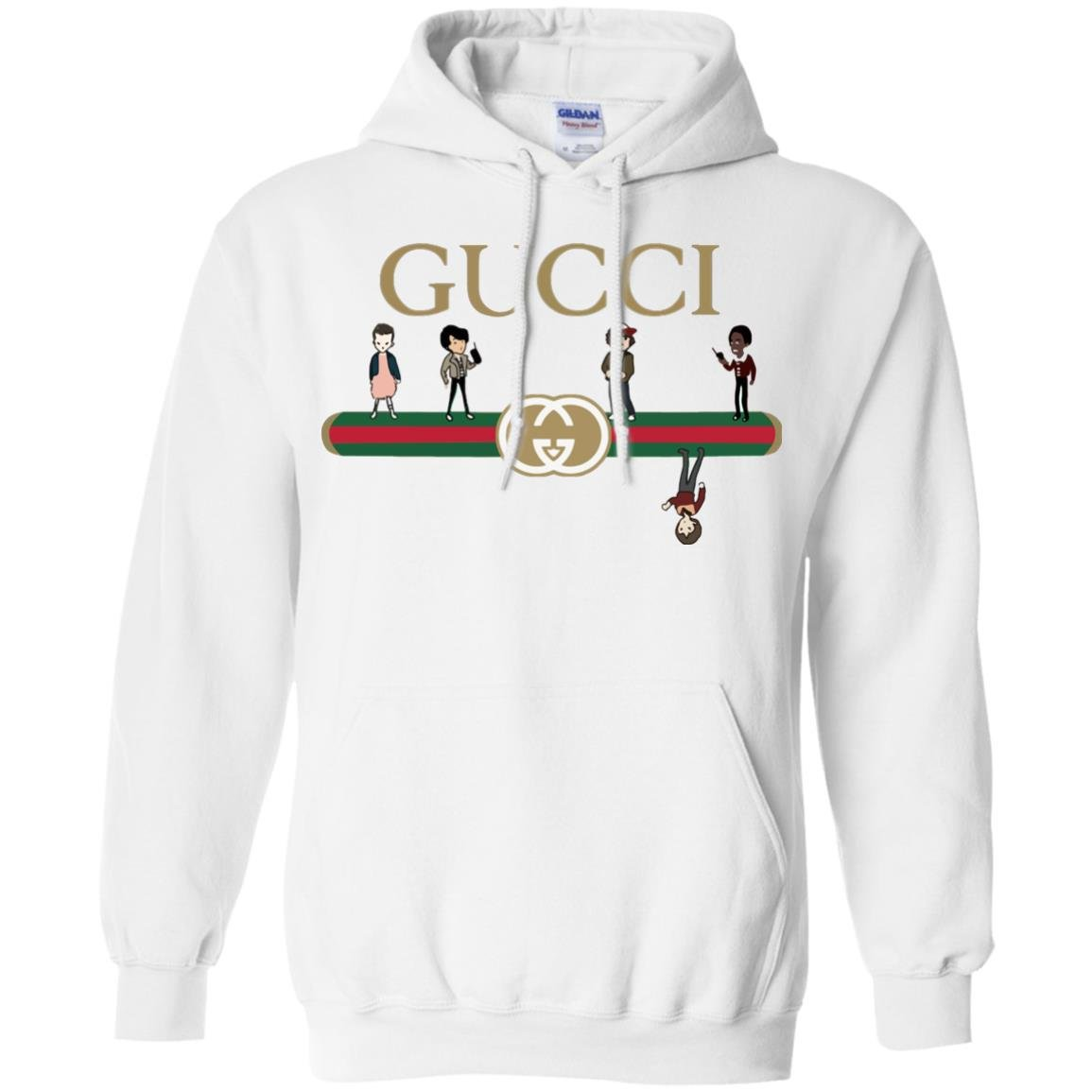 gucci stranger things sweater shirt hoodie rockatee. Black Bedroom Furniture Sets. Home Design Ideas