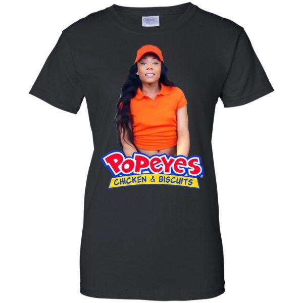image 2173 600x600 - Yayla Foxx Popeyes Chicken and Biscuits shirt & sweatshirt