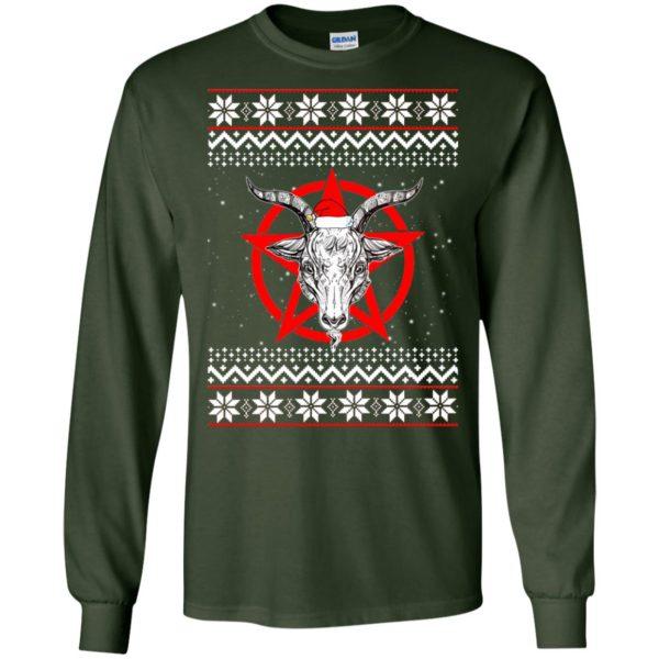 image 234 600x600 - Satanic Pentagram Christmas sweater, hoodie, long sleeve