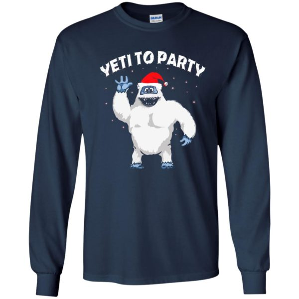image 28 600x600 - Yeti to Party Christmas Sweater, Hoodie