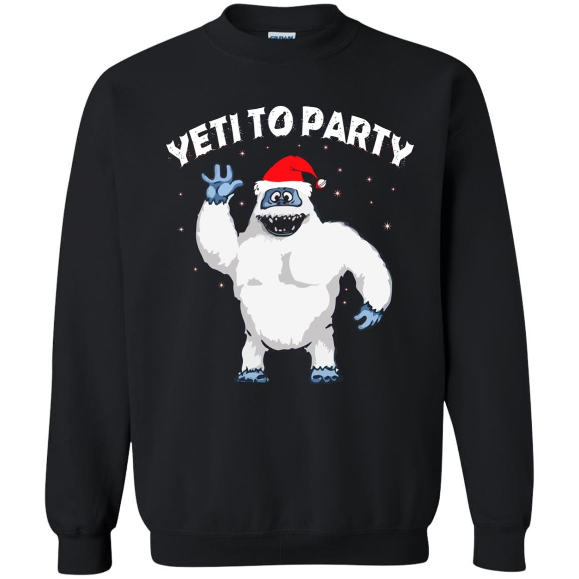 image 31 - Yeti to Party Christmas Sweater, Hoodie