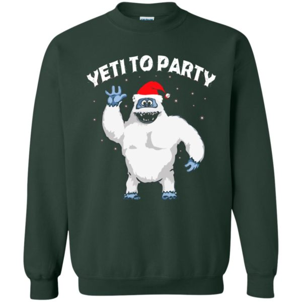 image 34 600x600 - Yeti to Party Christmas Sweater, Hoodie