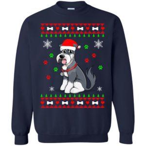 image 44 300x300 - Schnauzer Christmas Sweater, Ugly Sweatshirts