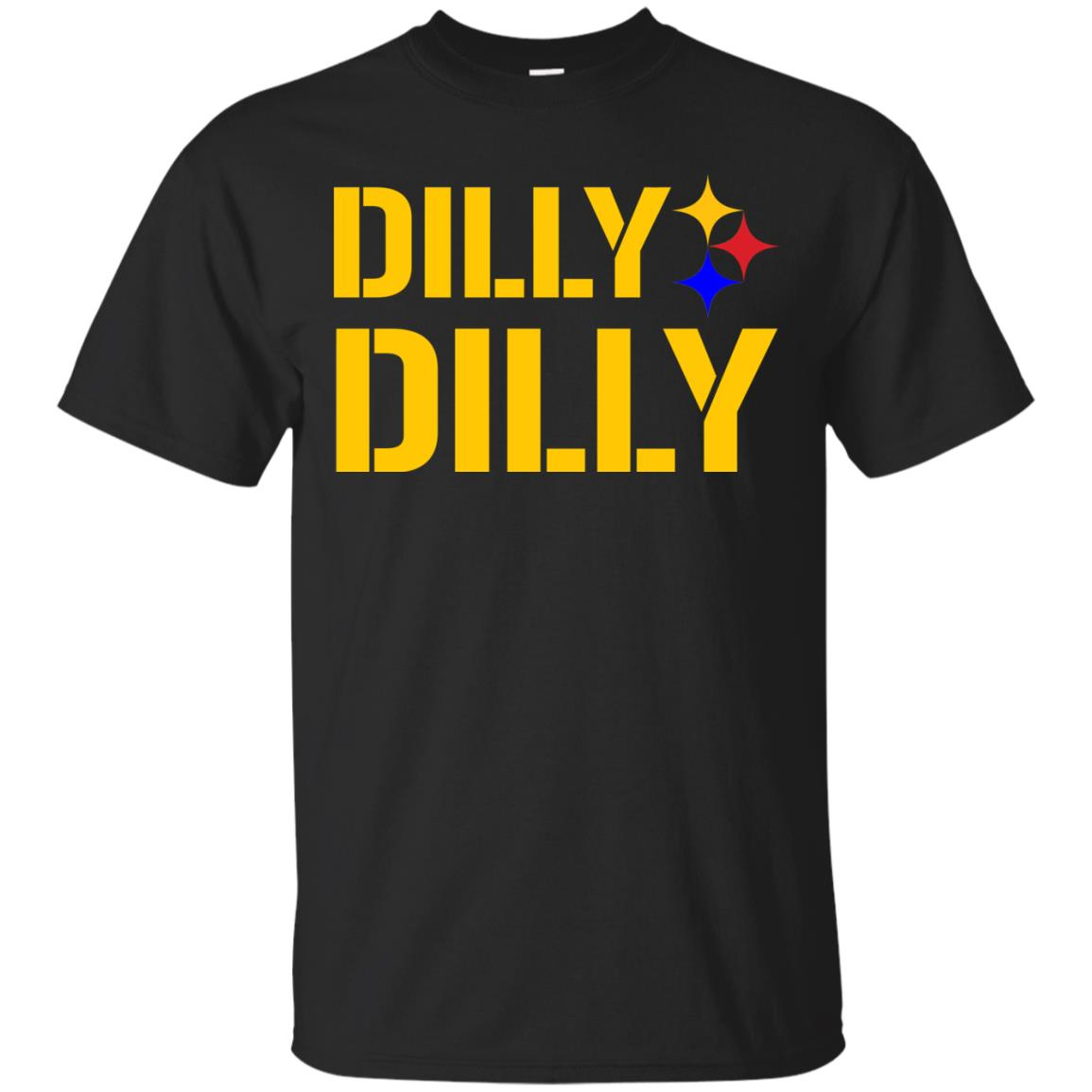 image 674 - Dilly Dilly Steelers shirt & sweatshirt