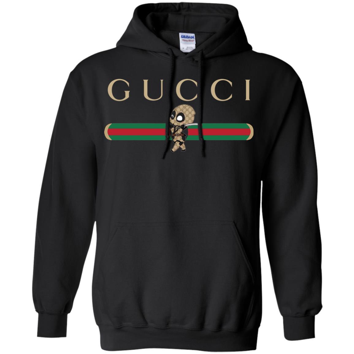 2e6272a85a3 Gucci Deadpool Shirt