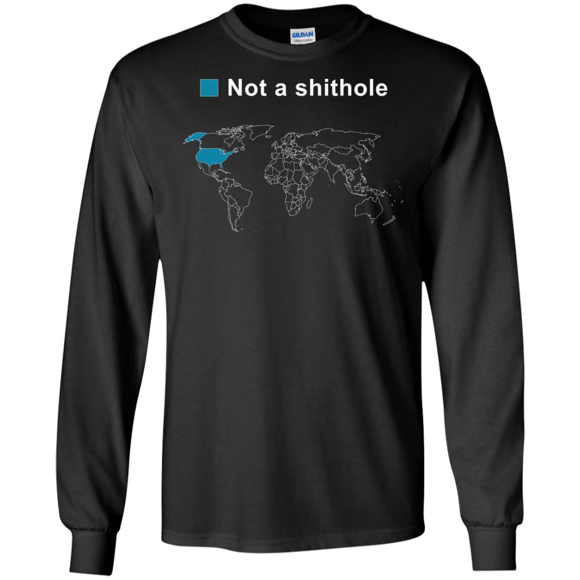 image 252 - Not a Shithole Shirt, Hoodie