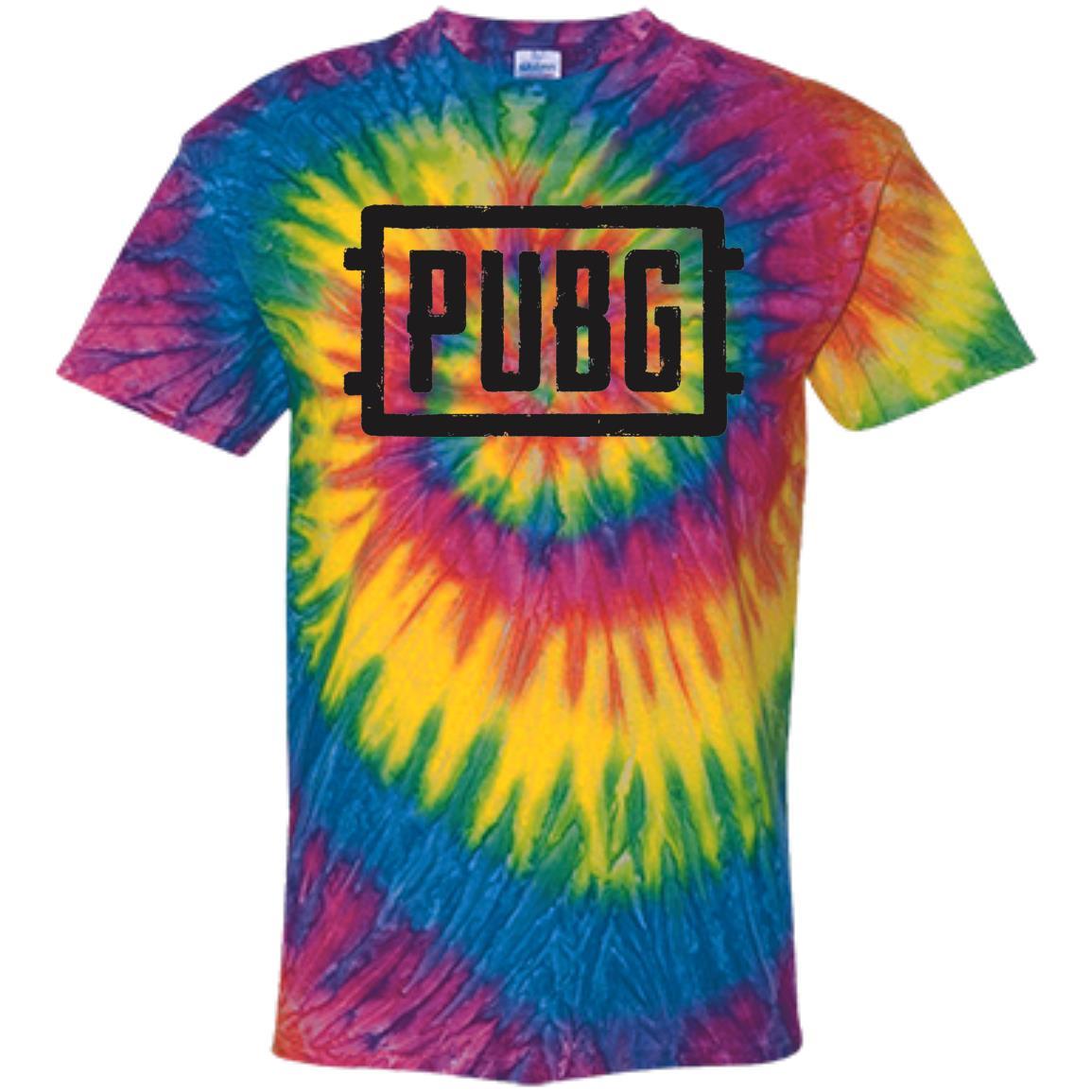 Super Post Malone PUBG Tie Dye T-Shirt - Rockatee TE68