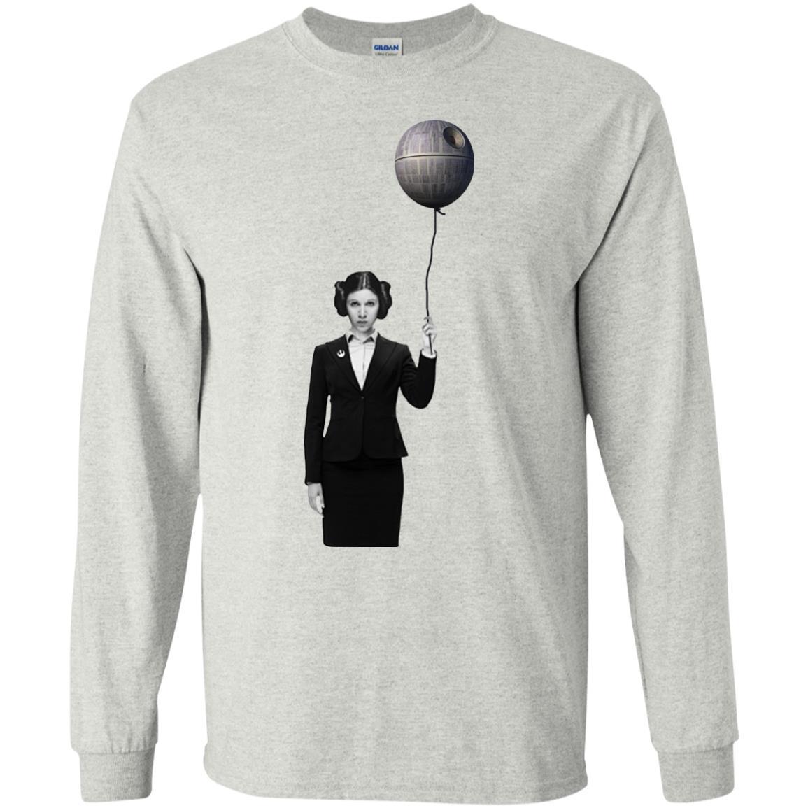 Princess Leia Death Star Shirt, Sweatshirt, Hoodie - Rockatee Old Princess Leia Shirts