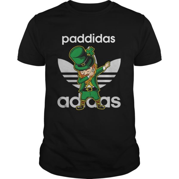 90178 1519441177622 Gildan Men Black  w96  front 600x600 - Leprechaun Dabbing Paddidas Shirt, Hoodie