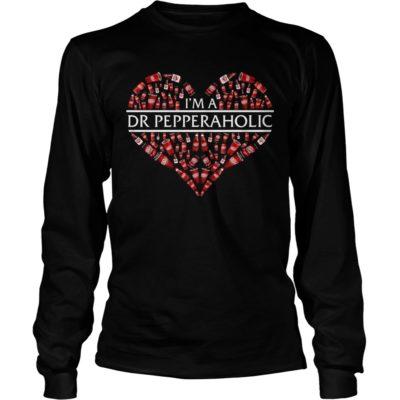 90178 1519449837704 Gildan Lon Black  w96  front 400x400 - I'm A DR. PepperAholic Shirt, Hoodies, LS