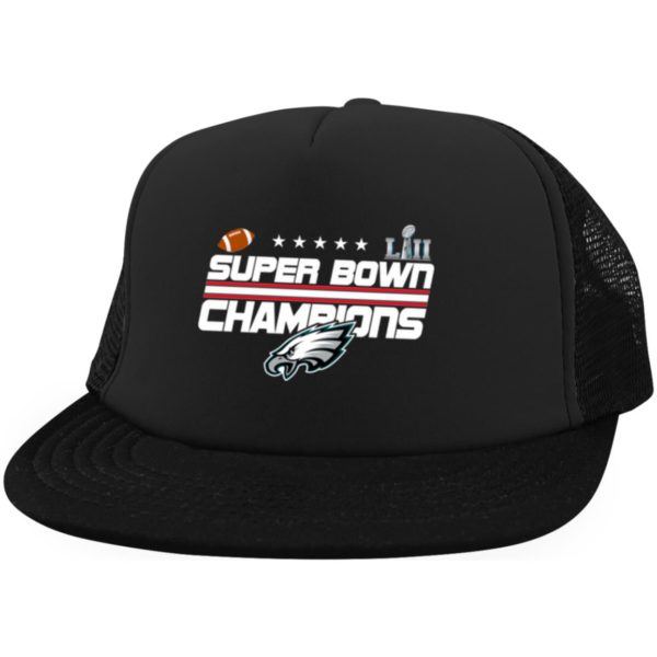image 258 600x600 - Eagles Super Bowl Champions Hats