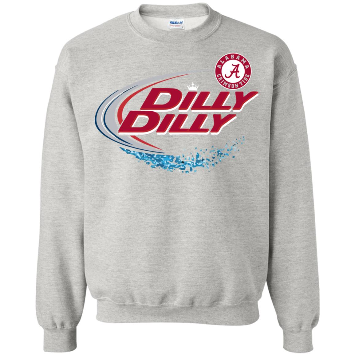 image 92 - Dilly Dilly T-shirt Crimson Tide