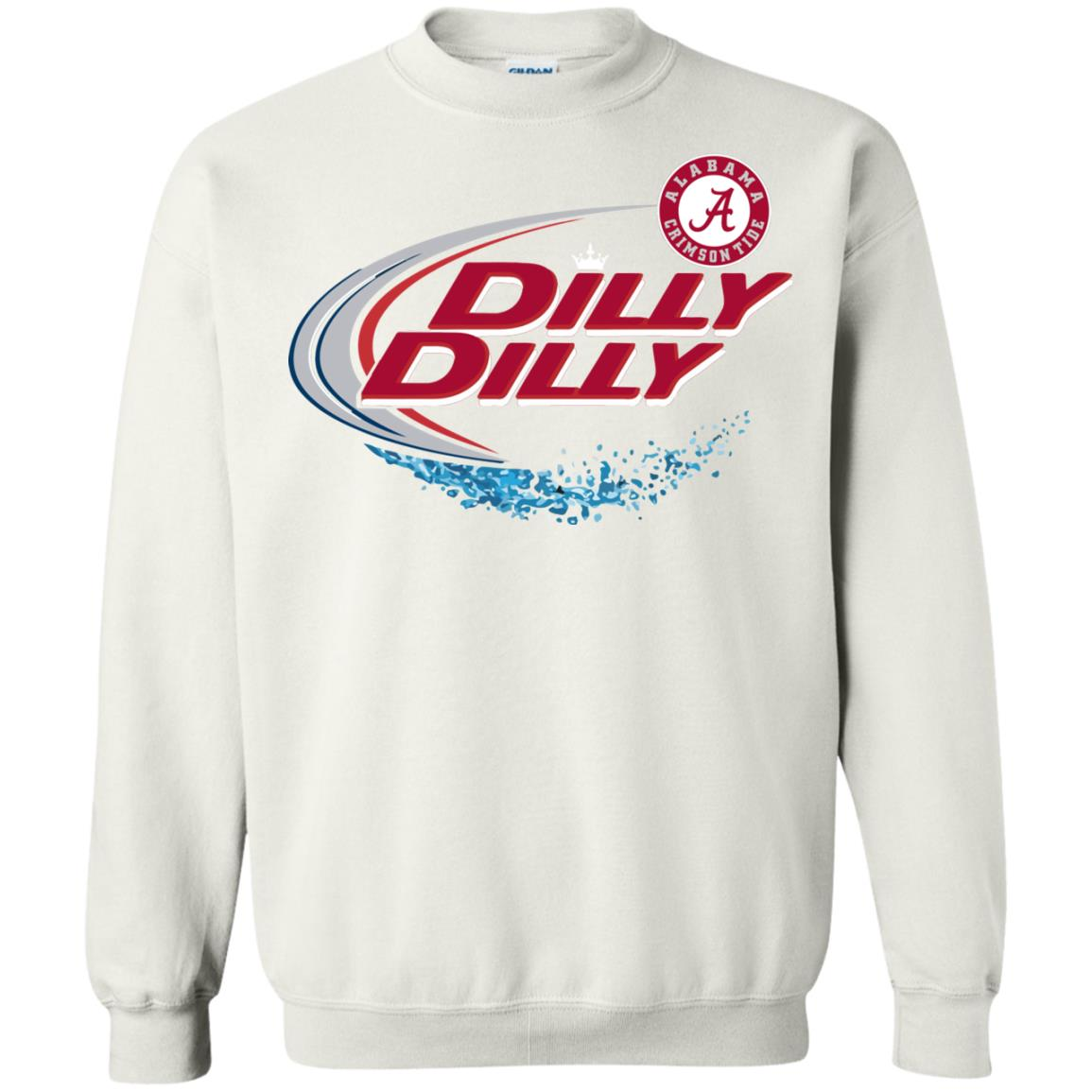 image 93 - Dilly Dilly T-shirt Crimson Tide