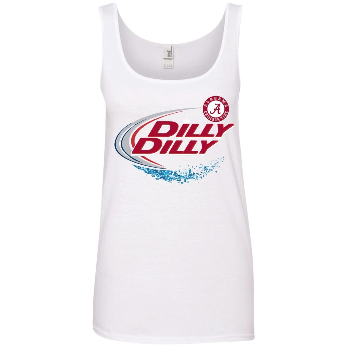 image 95 - Dilly Dilly T-shirt Crimson Tide
