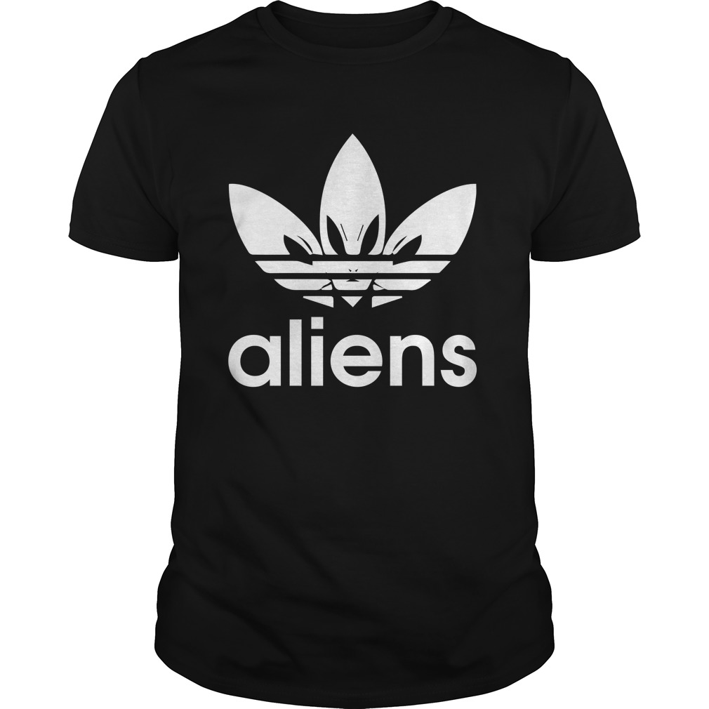 Aliens Adidas Shirt - Aliens Adidas Shirt