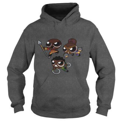 Black Panther Wakanda Chibi Shirt1 400x400 - Black Panther Wakanda Chibi Shirt, Hoodie, LS
